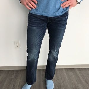 Banana Republic Vintage Straight Leg Jeans